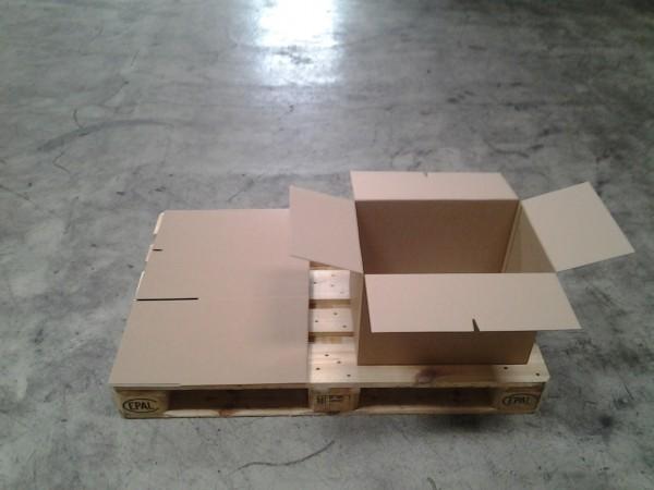 Faltkarton 483 x 320 x 335 mm W1