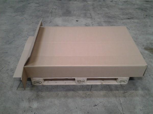 Faltkarton 1350 x 900 x 190 mm W2