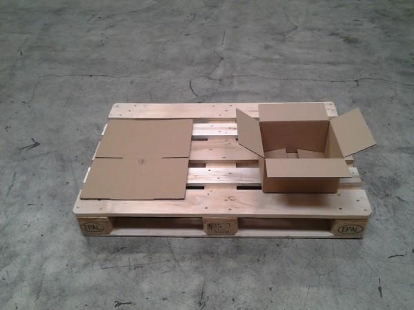 Faltkarton 300 x 250 x 170 mm W1