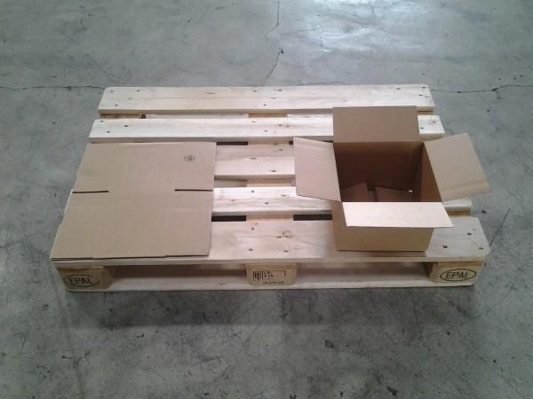Faltkarton 245 x 225 x 190 mm W1