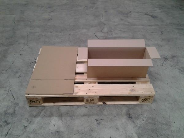 Faltkarton 594 x 194 x 230 mm W1