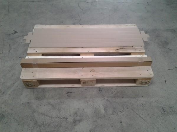 Faltkarton 1196 x 63 x 50 mm W1