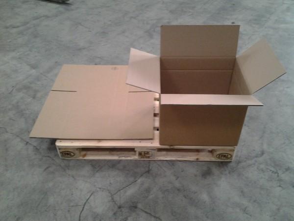 Faltkarton 500x400x400mm W2