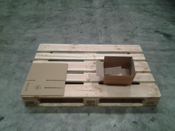 Faltkarton 248 x 170 x 99 mm W2