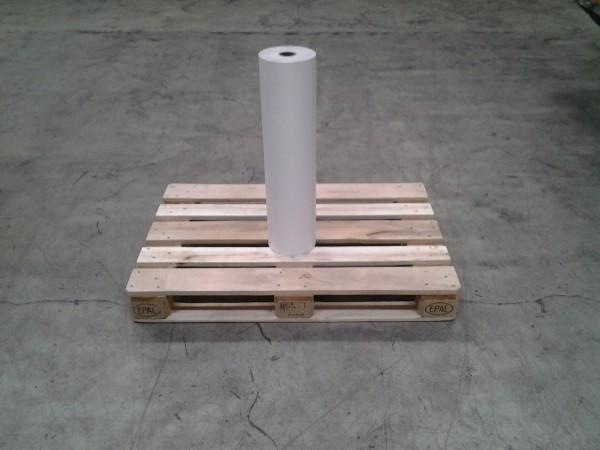 Packseide 750 mm x 400 m weiss