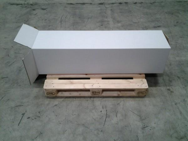 Faltkarton 370 x 365 x 1510 mm W2