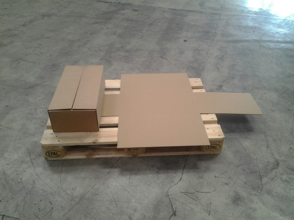 Faltkarton 590 x 290 x 175 mm W1