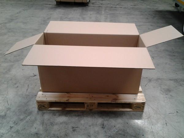 Faltkarton 1090 x 345 x 555 mm W2
