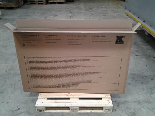 Faltkarton 1705 x 130 x 1065 mm W2
