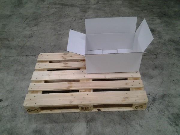 Faltkarton 580 x 385 x 240 mm W2