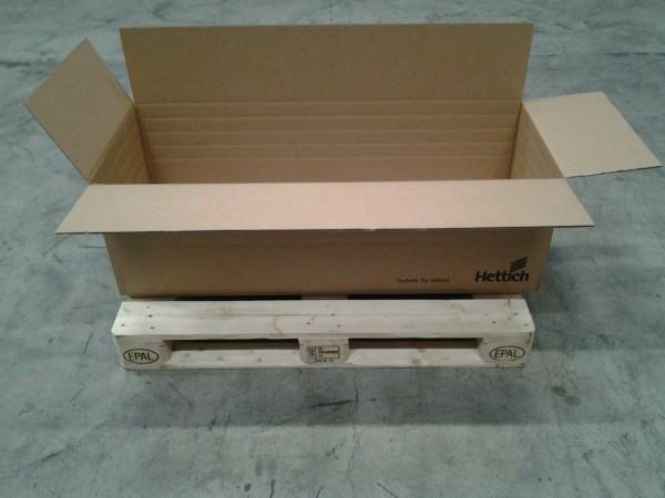 Faltkarton 1250 x 490 x 385 mm W2