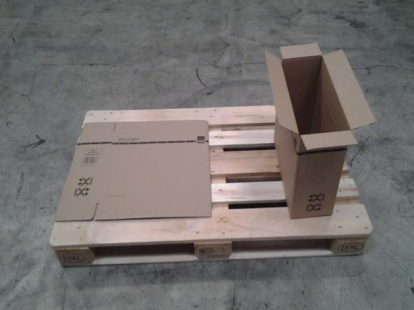 Faltkarton 405 x 185 x 410 mm W1