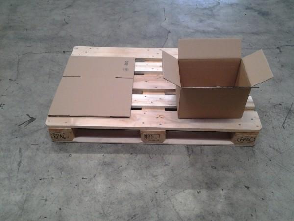 Faltkarton 350 x 230 x 215 mm W2