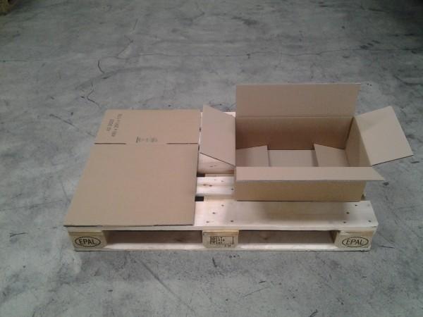 Faltkarton 495 x 291 x 178 mm W2