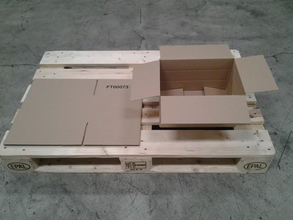 Faltkarton 350x250x200 W1