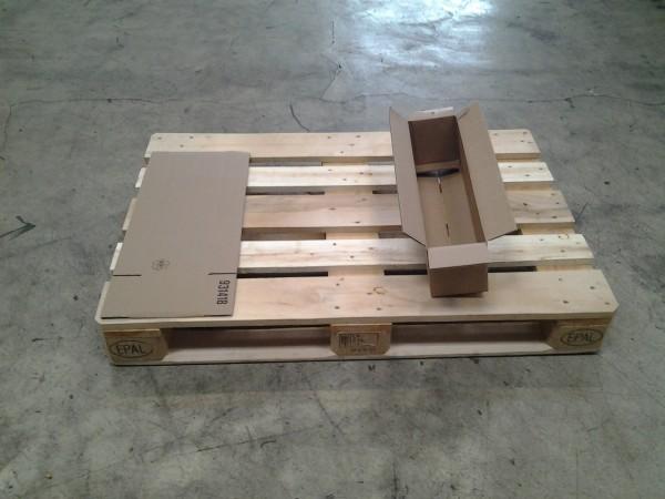 Faltkarton 535 x 125 x 145 mm W1