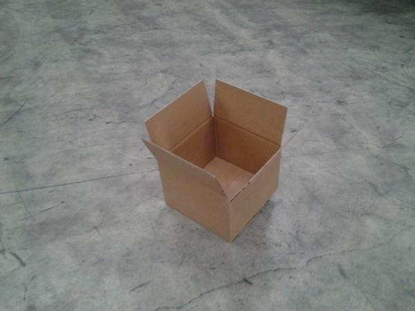 Faltkarton 300 x 300 x 200 mm W2