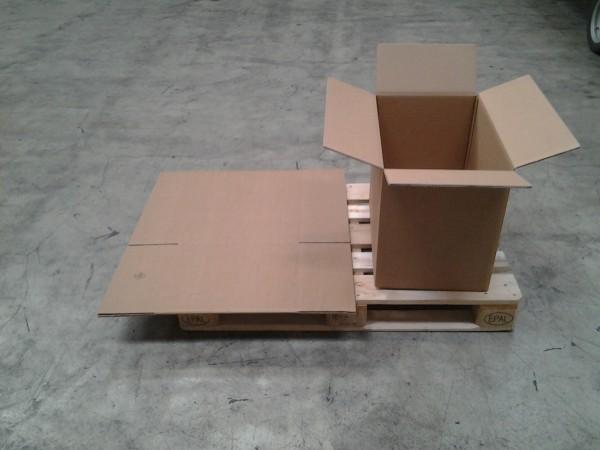 Faltkarton 585 x 380 x 460 mm W2