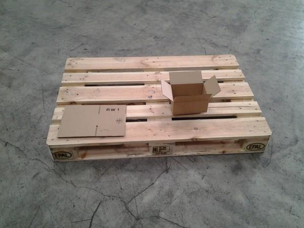 Faltkarton 200 x 150 x 90 mm W1