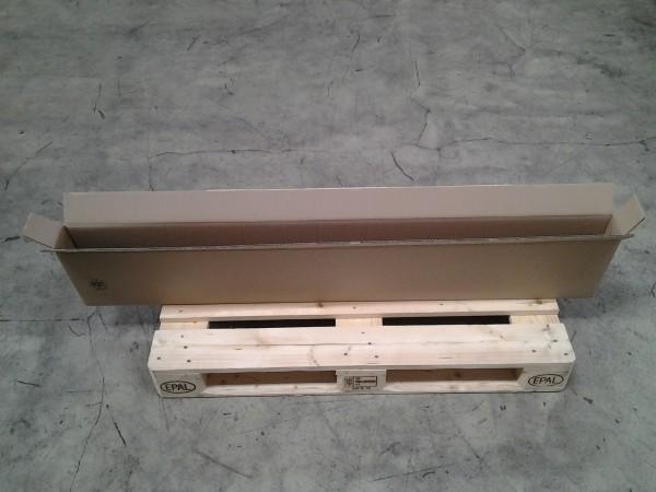 Faltkarton 1540 x 85 x 250 mm W2