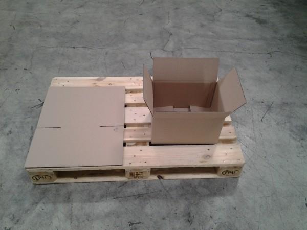 Faltkarton 380 x 280 x 221 mm W2