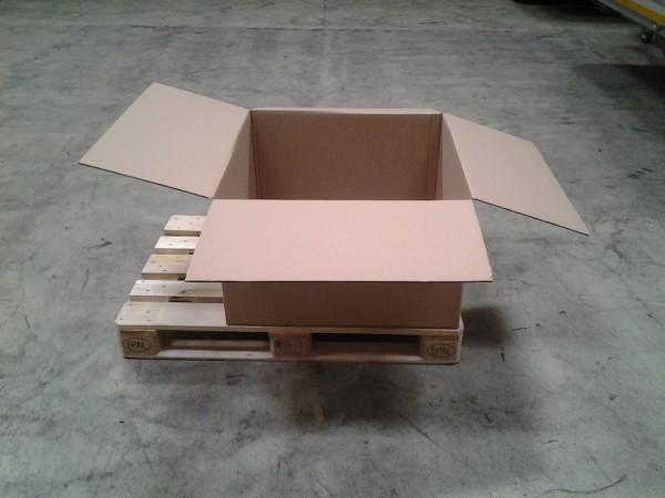 Faltkarton 785 x 785 x 465 mm W2