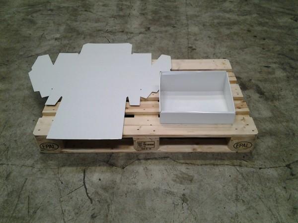 Faltkarton 395 x 280 x 70 mm W2