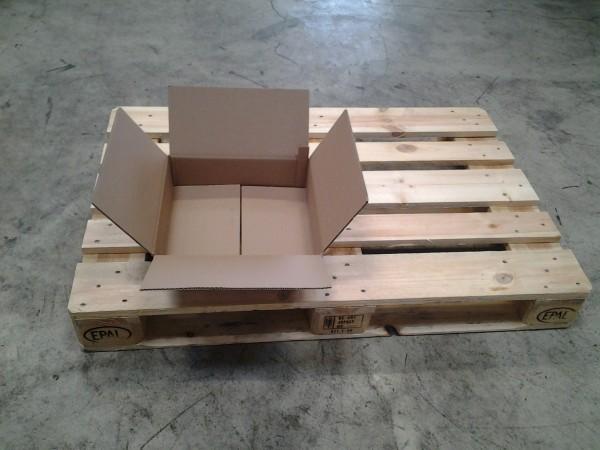 Faltkarton 350 x 335 x 90 mm W1