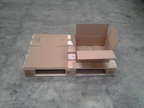 Faltkarton 445 x 335 x 196 mm W1