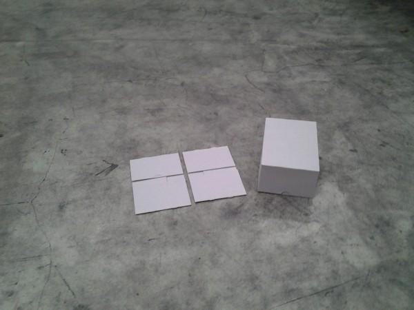 Faltkarton 330 x 220 x 150 mm P1