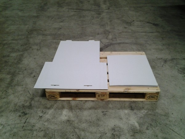 Kalenderverpackung 525 x 505 x 7 mm W1
