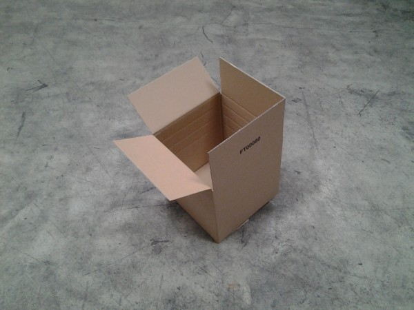 Faltkarton 300 x 300 x 300 mm W2