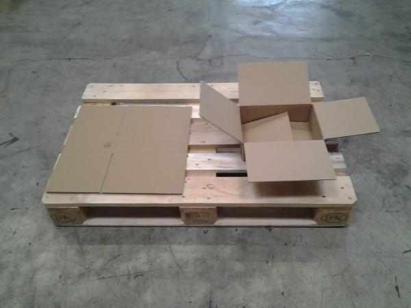 Faltkarton 310 x 215 x 100 mm W1