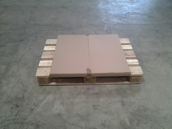 Faltkarton 870 x 840 x 40 mm W2