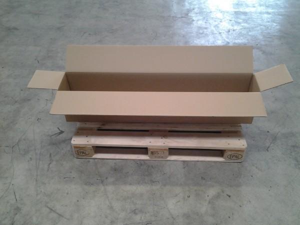 Faltkarton 1350 x 215 x 280 mm W2