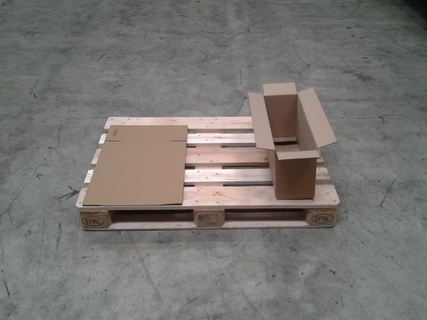 Faltkarton 505 x 170 x 260 mm W1