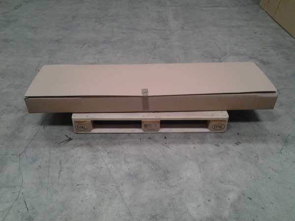 Faltkarton 1895 x 540 x 124 mm W2