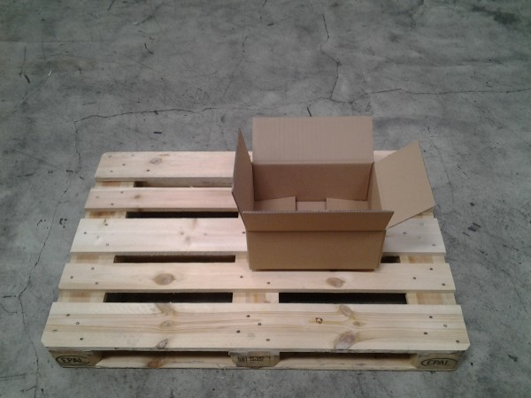 Faltkarton 390 x 285 x 166 mm W2