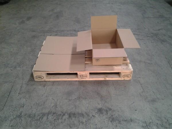 Faltkarton 540 x 360 x 220 mm W2