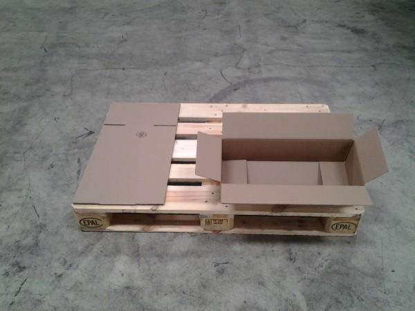 Faltkarton 540 x 215 x 140 mm W1