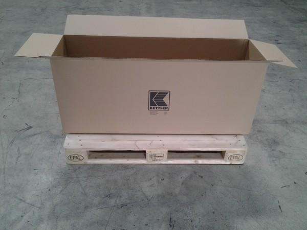 Faltkarton 1265 x 375 x 530 mm W1