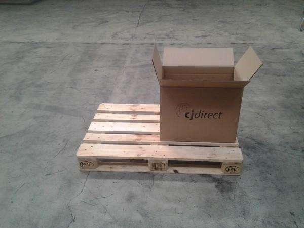 Faltkarton 566 x 376 x 452 mm W2