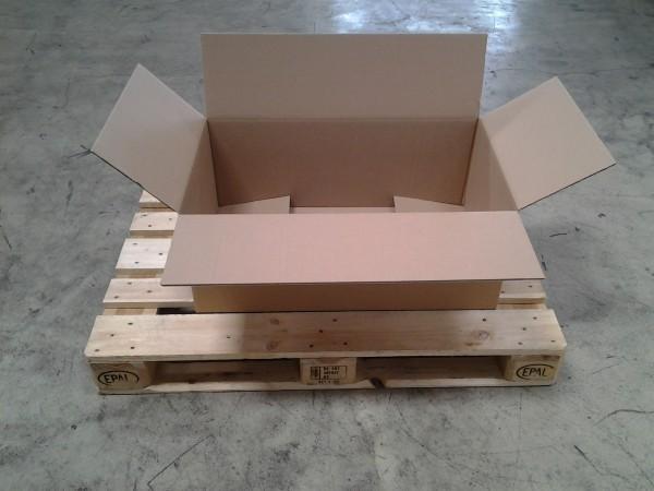 Faltkarton 790 x 460 x 300 mm W2
