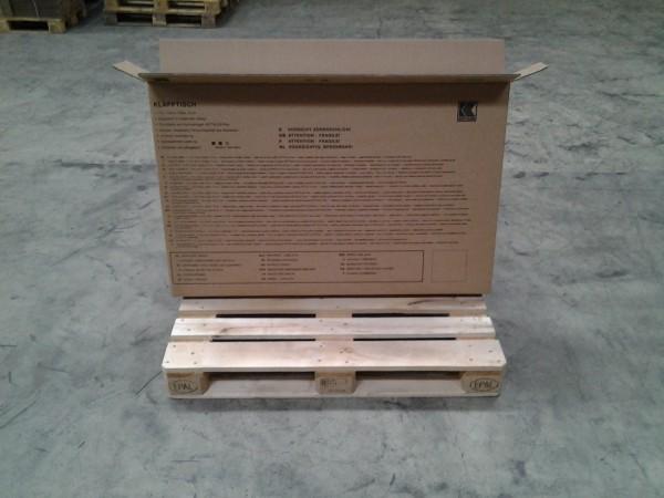 Faltkarton 1250 x 130 x 800 mm W2