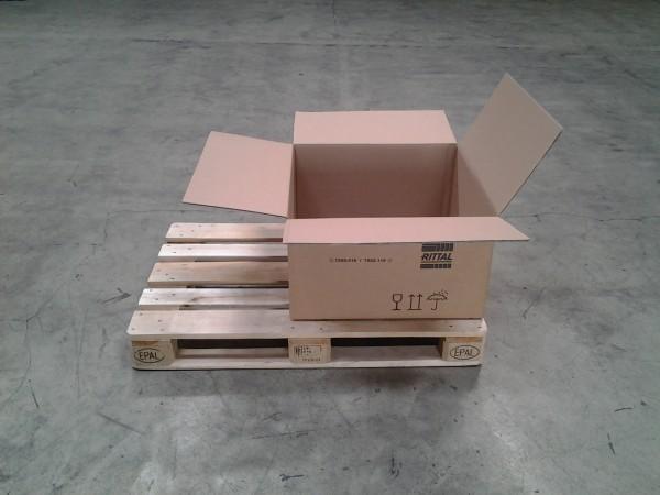 Faltkarton 655 x 640 x 365 mm W2