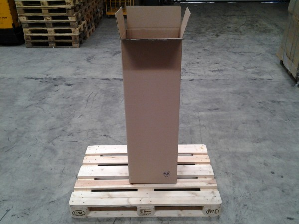 Faltkarton 400 x 305 x 1205 mm W2