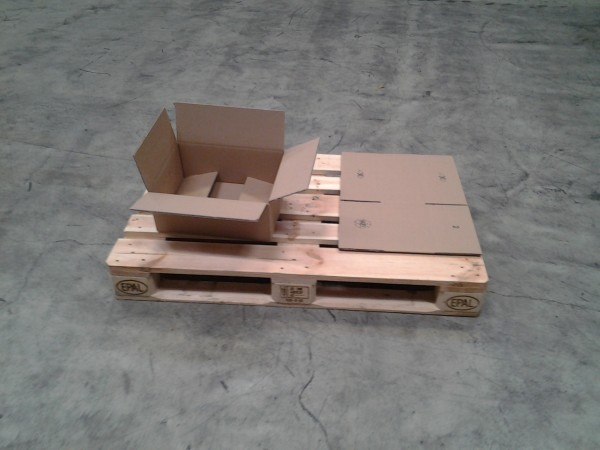 Faltkarton 390 x 290 x 155 mm W2