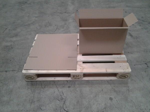 Faltkarton 530 x 210 x 370 mm W1