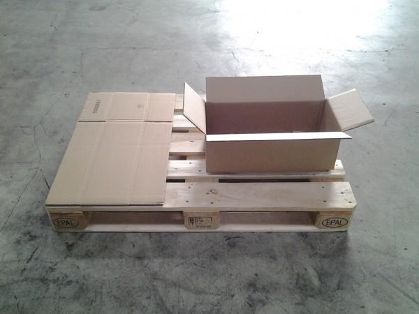 Faltkarton 520 x 250 x 170 mm W2