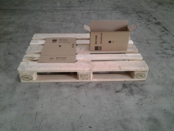 Faltkarton 405 x 130 x 215 mm W1